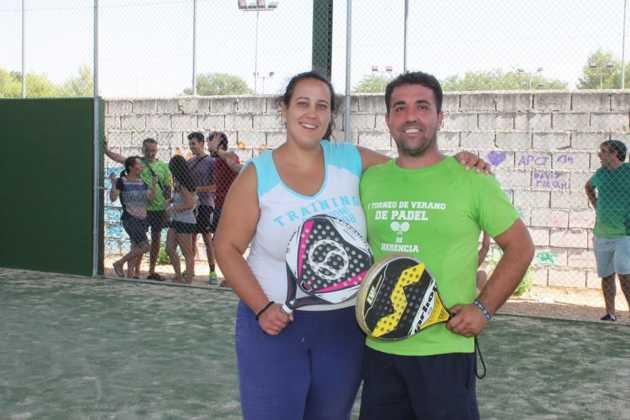 Fotografías del primer Torneo de Pádel de Verano en Herencia 22