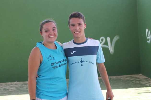 Fotografías del primer Torneo de Pádel de Verano en Herencia 26