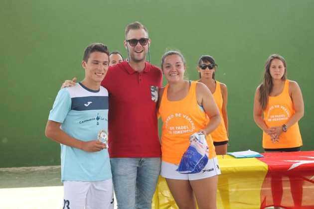 Fotografías del primer Torneo de Pádel de Verano en Herencia 27