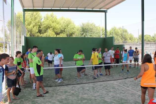 Fotografías del primer Torneo de Pádel de Verano en Herencia 31