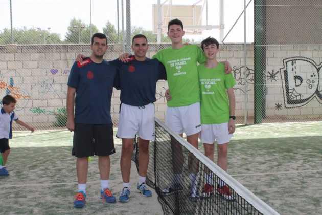 2016 torneo de padel de verano en herencia 4 630x420 - Fotografías del primer Torneo de Pádel de Verano en Herencia