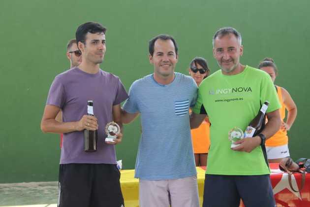 Fotografías del primer Torneo de Pádel de Verano en Herencia 20