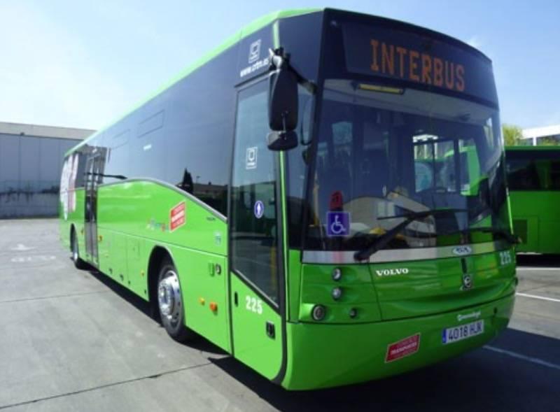 Autobuses Interbus - Nuevo horario y servicio de autobuses entre Herencia, Madrid y Ciudad Real