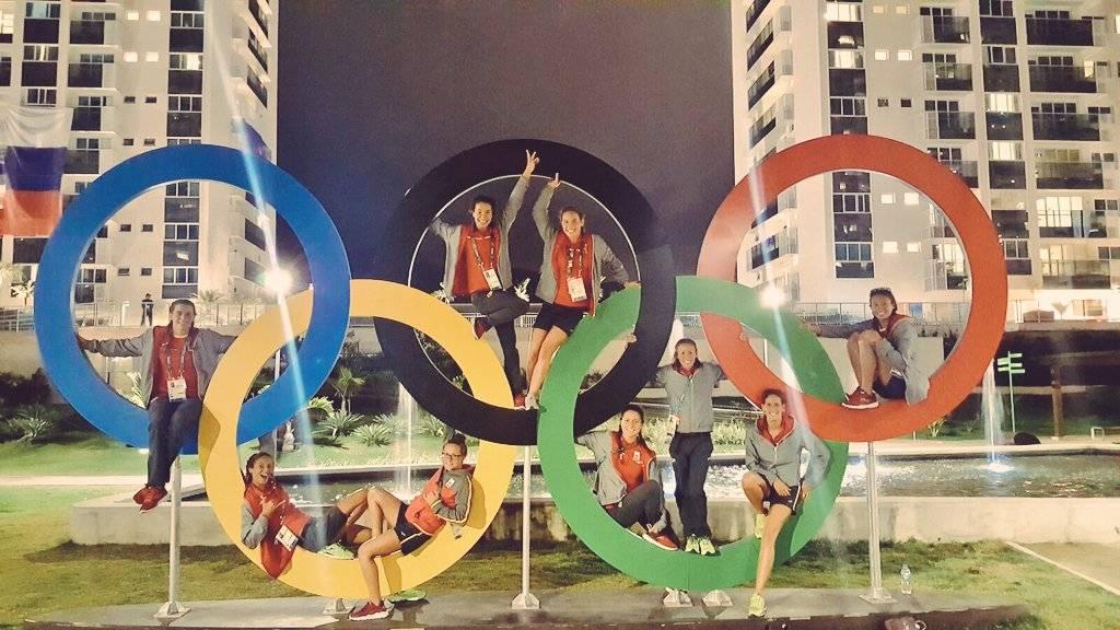 Equipo olímpico natación español en Río 2016
