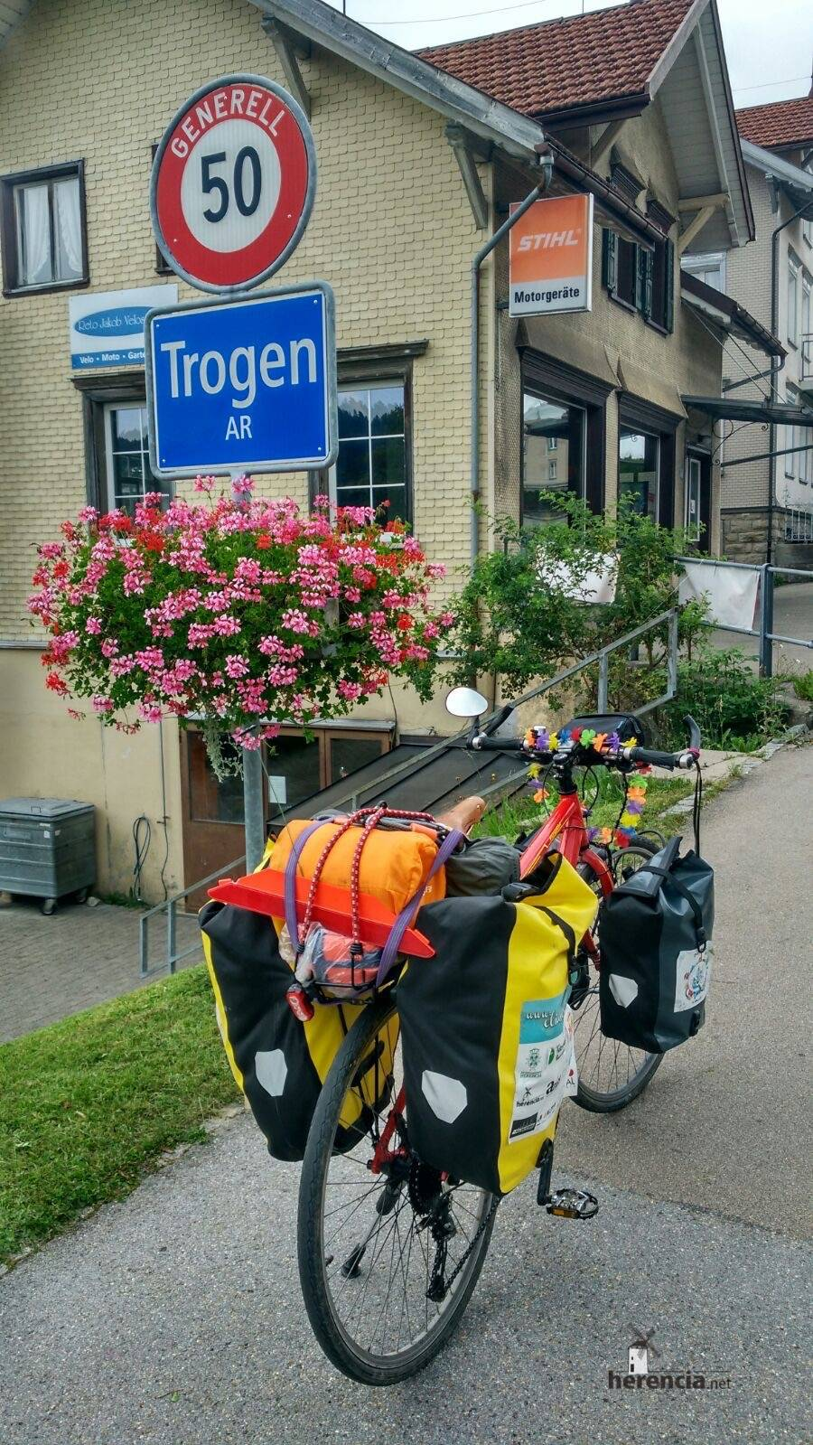 Etapa 33 Perlé en Austria06