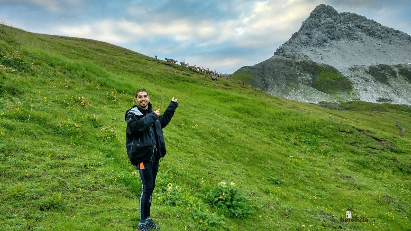 Etapa 34 Perle en los Alpes tiroleses01 - Etapa 34. Perlé en los Alpes tiroleses