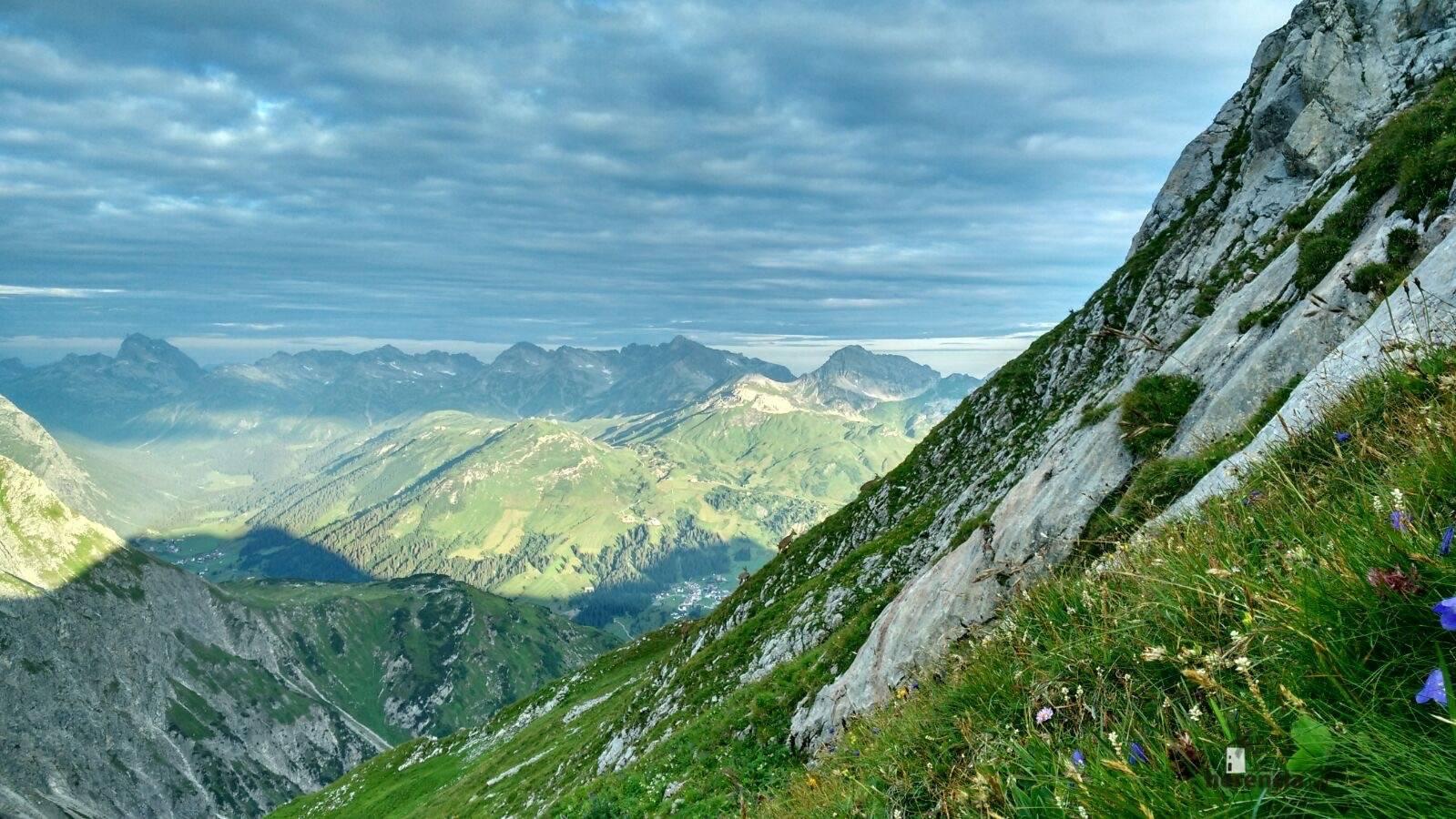 Etapa 34 Perle en los Alpes tiroleses02 - Etapa 34. Perlé en los Alpes tiroleses