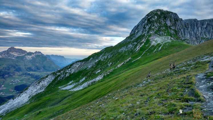 Etapa 34. Perlé en los Alpes tiroleses 2