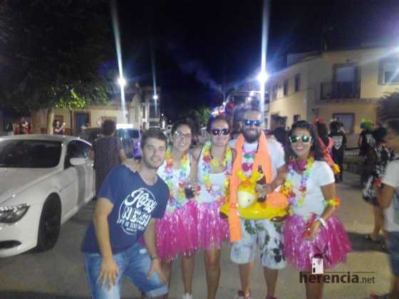 Fotos de cristina garcia en carnaval de verano en herencia 6 560x420 - Fotografías del Carnaval de Verano 2016