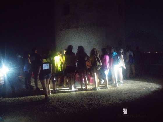 Ruta nocturna en Herencia Luna de Agosto02 560x420 - Éxito de la V ruta de senderismo Luna de noche. Galería fotográfica