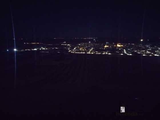 Éxito de la V ruta de senderismo Luna de noche. Galería fotográfica 1
