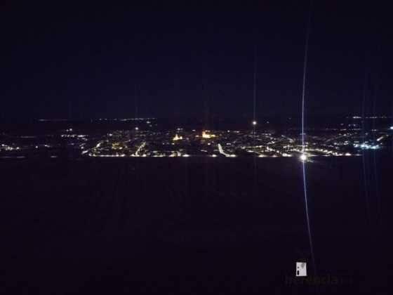 Ruta nocturna en Herencia Luna de Agosto06 560x420 - Éxito de la V ruta de senderismo Luna de noche. Galería fotográfica