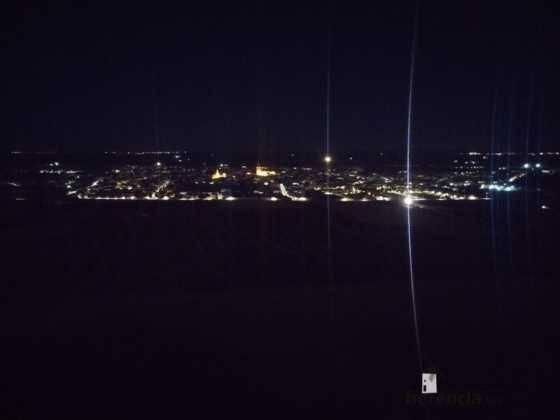 Ruta nocturna en Herencia Luna de Agosto08 560x420 - Éxito de la V ruta de senderismo Luna de noche. Galería fotográfica