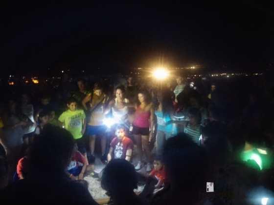 Ruta nocturna en Herencia Luna de Agosto10 560x420 - Éxito de la V ruta de senderismo Luna de noche. Galería fotográfica