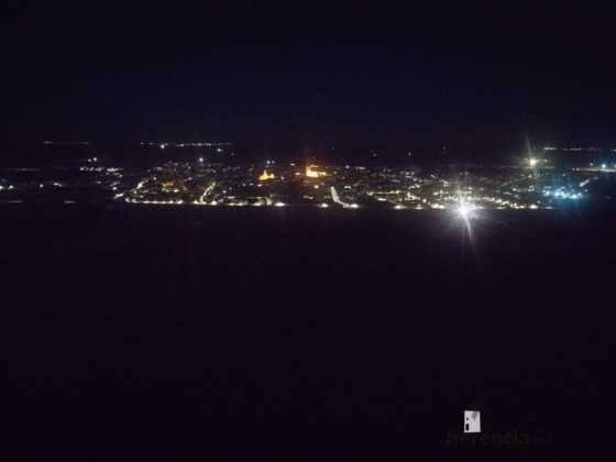 Ruta nocturna en Herencia Luna de Agosto14 560x420 - Éxito de la V ruta de senderismo Luna de noche. Galería fotográfica
