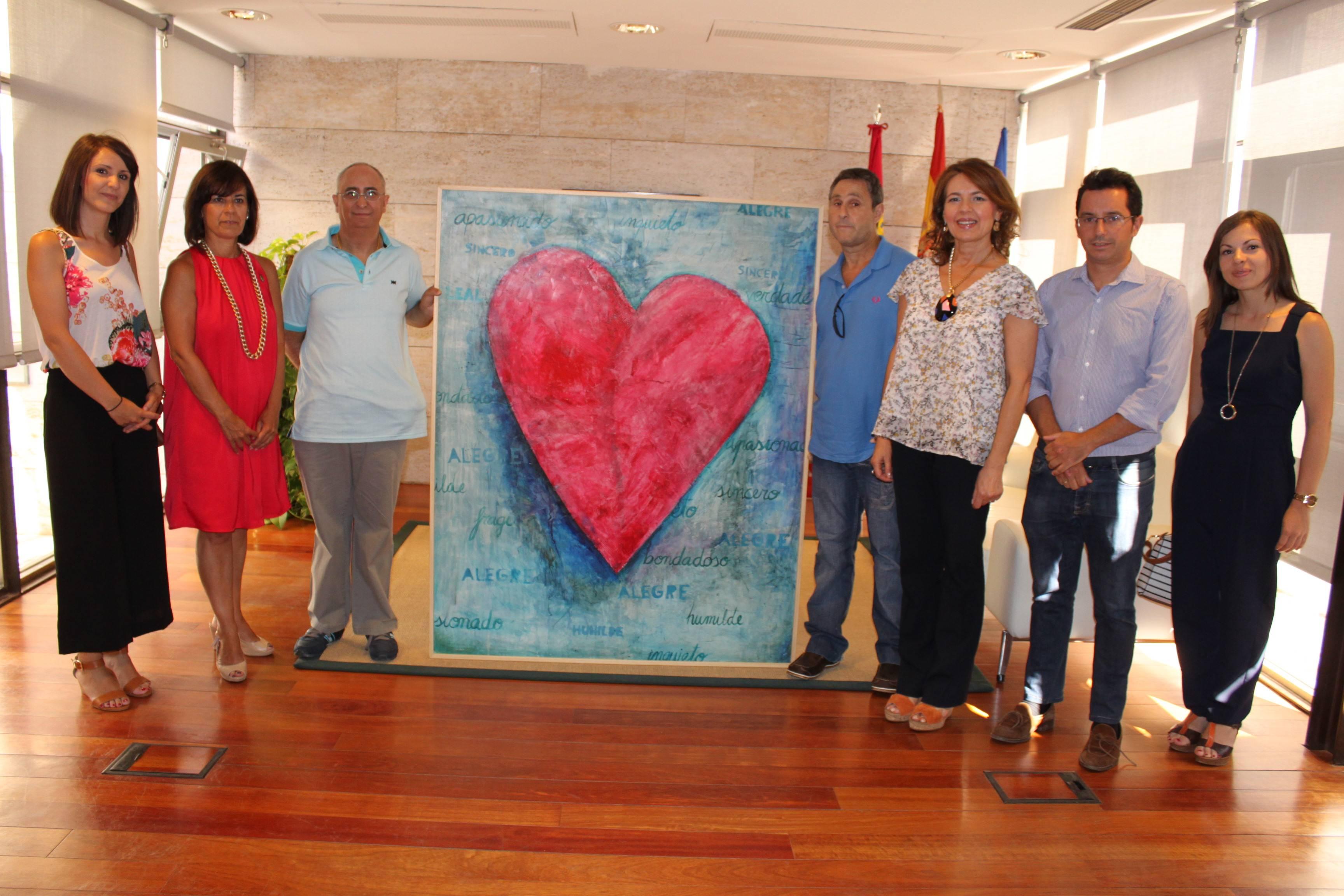 """Valorarte 1 - Apoyo al proyecto de inclusión artística """"Valorarte"""" de Laborvalía"""