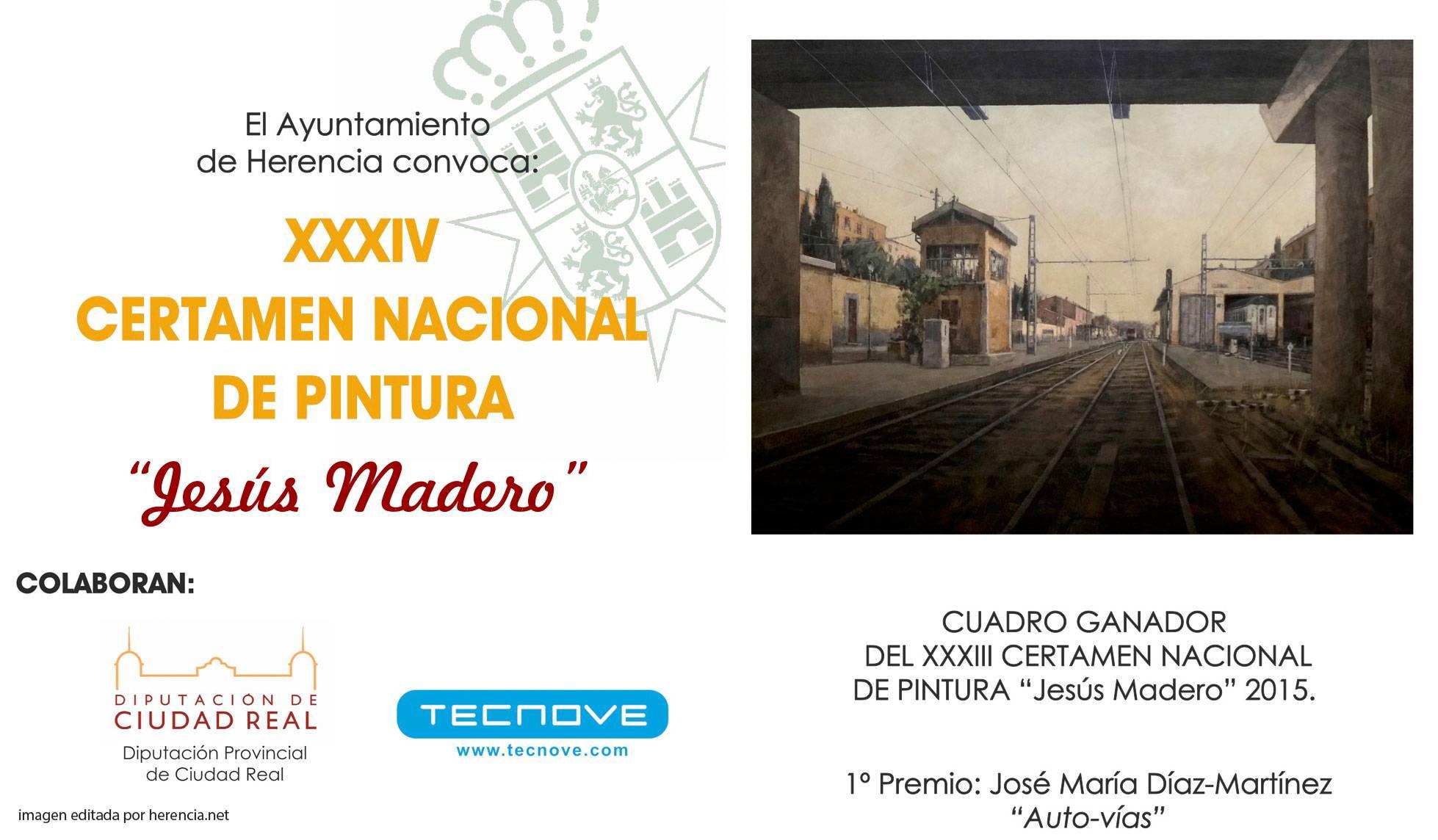 "XXXIV certamen nacional de pintura Jesus Madero - Participa en el XXXIV Certamen Nacional de Pintura ""Jesús Madero"""