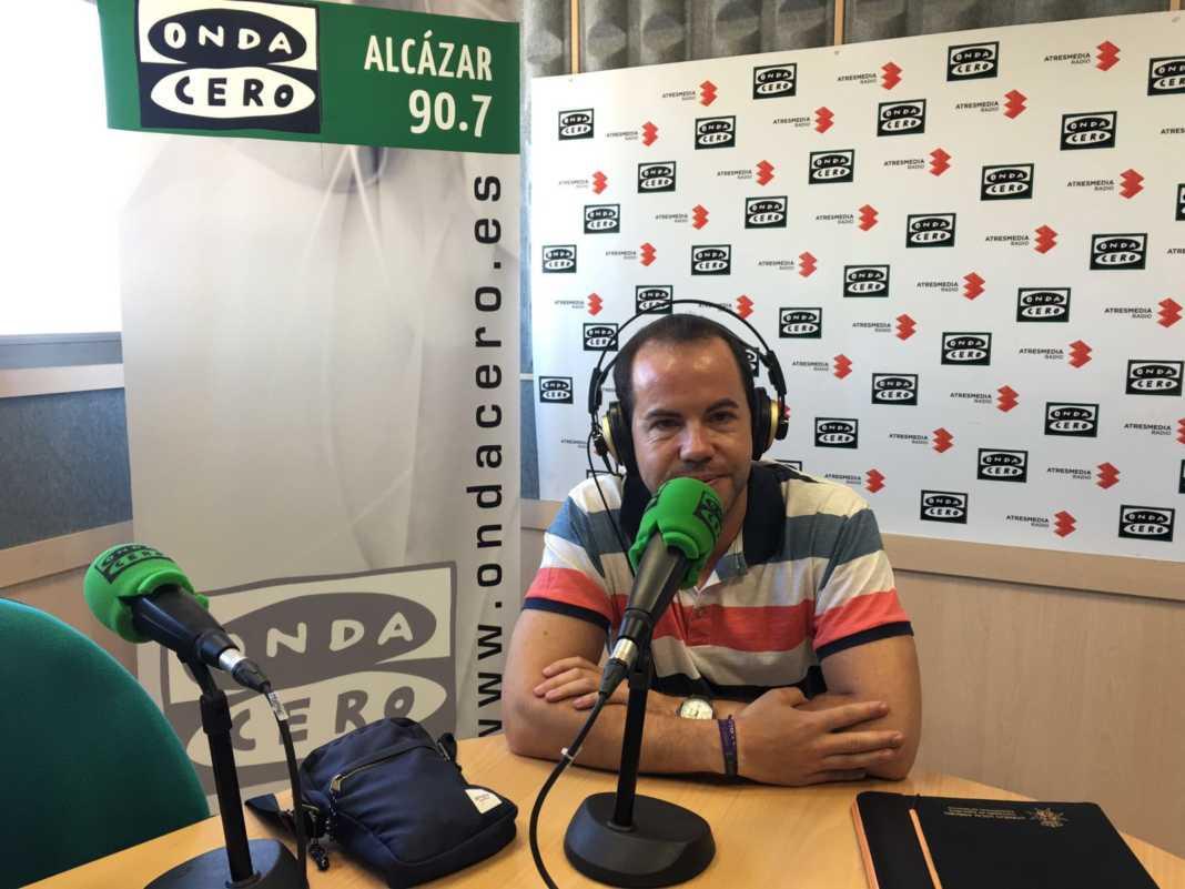 Alcalde de Herencia en Onda Cero La Mancha 1