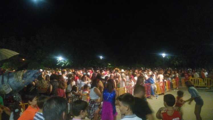 auditorio de verano con el carnaval de verano 2016 en herencia ciudad real 747x420 - Fotografías del Carnaval de Verano 2016