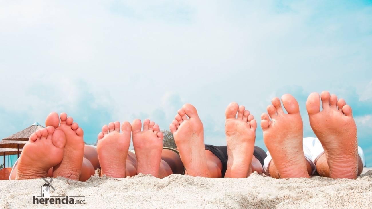 Cuidar nuestros pies en verano