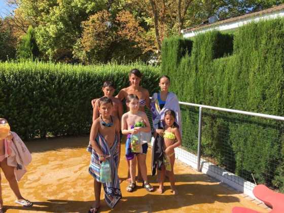 Finalizan los cursos de natación de agosto 2016 en Herencia 8