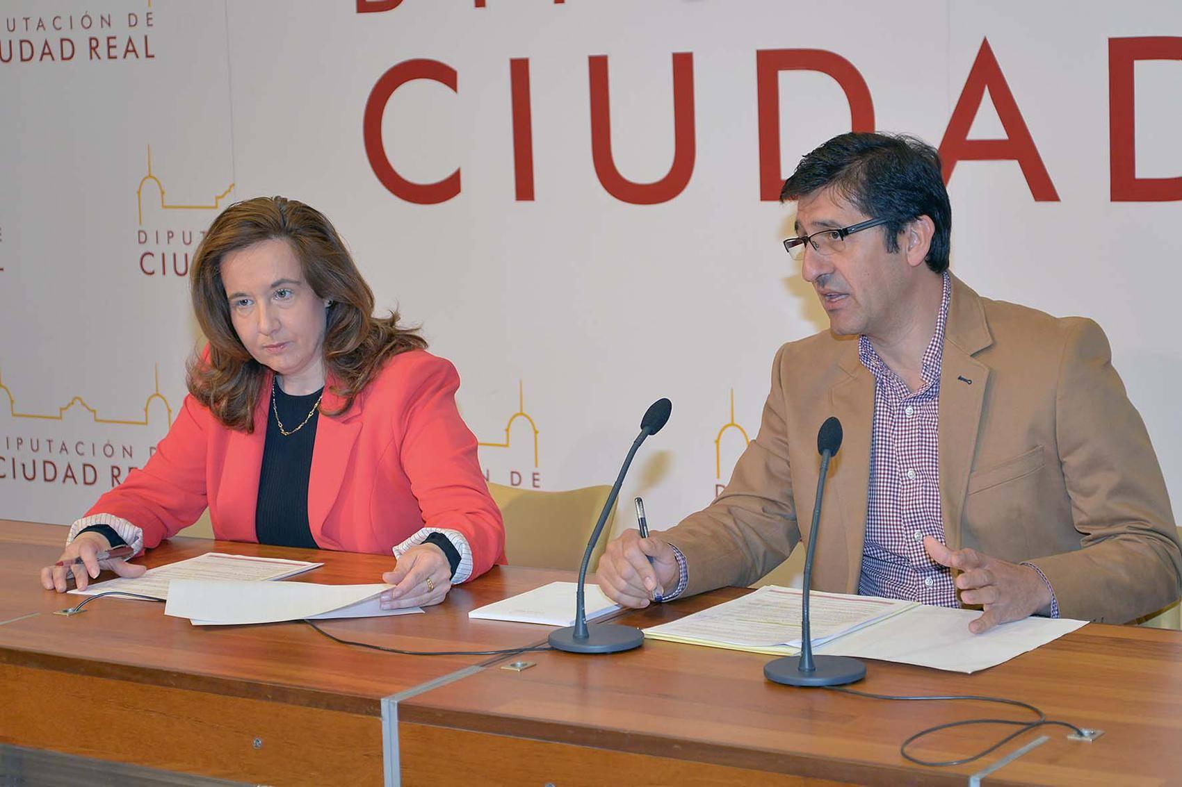 diputacion ciudad real ayuda asociaciones sin animo lucro - Diputación apoya con 100.000 euros a las asociaciones de Ciudad Real