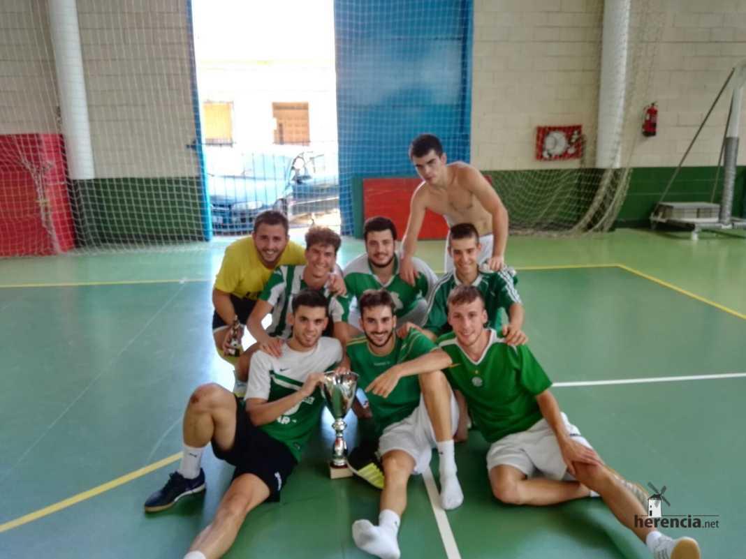 Dream Besolla Team subcampeón de la Maratón de Villarrubia 1