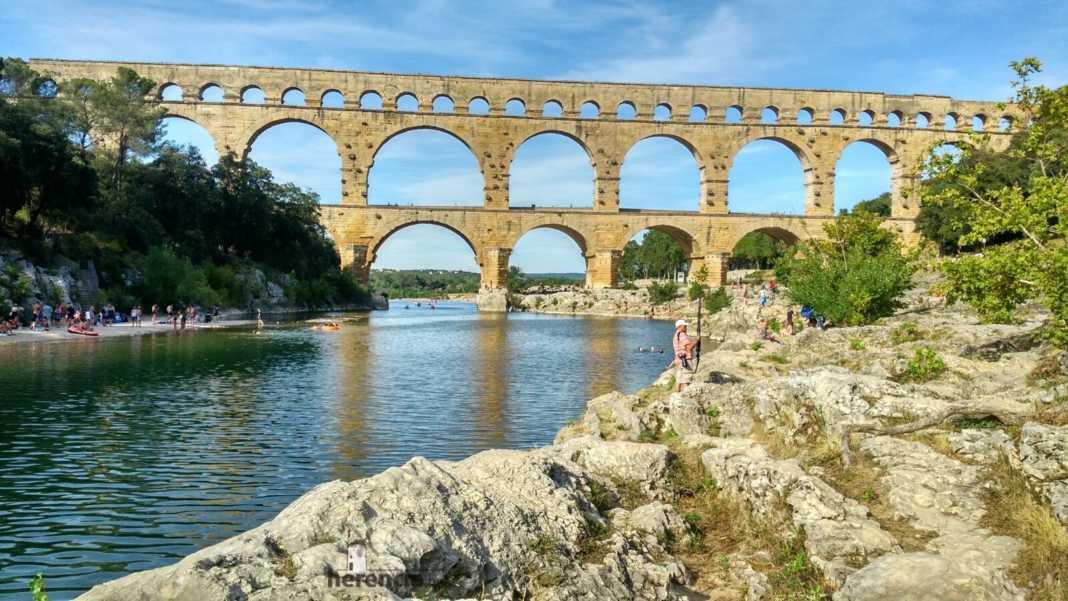 Etapa 19. Perlé en el Pont du Gard 7