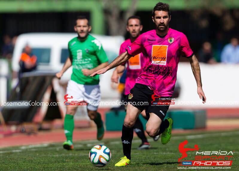 Elias Molina retorna al Club Polideportivo Cacereño SAD 1
