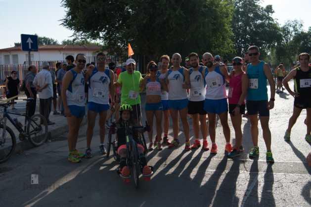 Fotografías de previos, salida patines y carrera en Carrera Popular Herencia 12