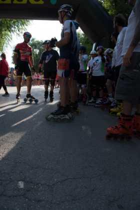 Fotografías de previos, salida patines y carrera en Carrera Popular Herencia 29