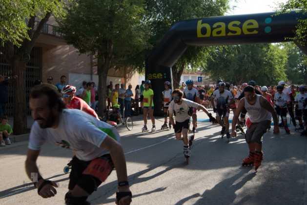 Fotografías de previos, salida patines y carrera en Carrera Popular Herencia 43