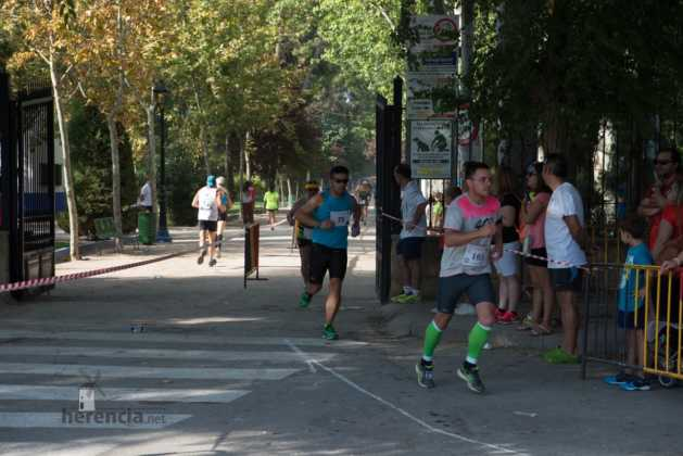 """Fotografías de llegadas a meta en 40 Carrera Popular """"Villa de Herencia"""" 12"""