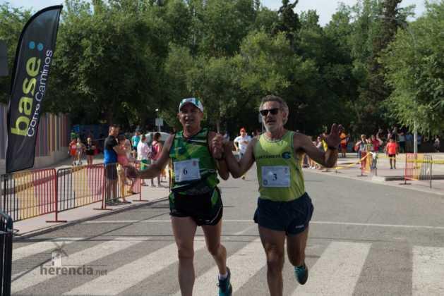 """Fotografías de llegadas a meta en 40 Carrera Popular """"Villa de Herencia"""" 131"""