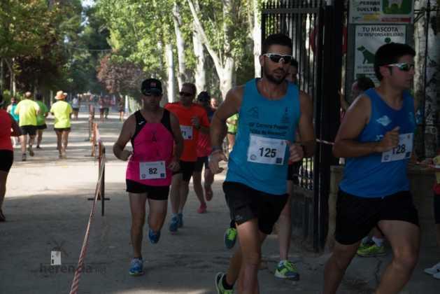"""Fotografías de llegadas a meta en 40 Carrera Popular """"Villa de Herencia"""" 17"""