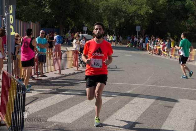 """Fotografías de llegadas a meta en 40 Carrera Popular """"Villa de Herencia"""" 224"""