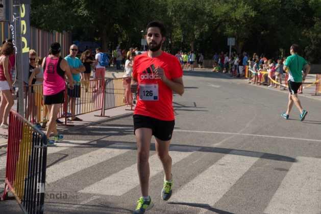"""Fotografías de llegadas a meta en 40 Carrera Popular """"Villa de Herencia"""" 225"""