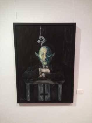 Exposición de escultura y pintura de Francisco Arráez y Valentín Romero 16