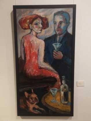 Exposición de escultura y pintura de Francisco Arráez y Valentín Romero 12