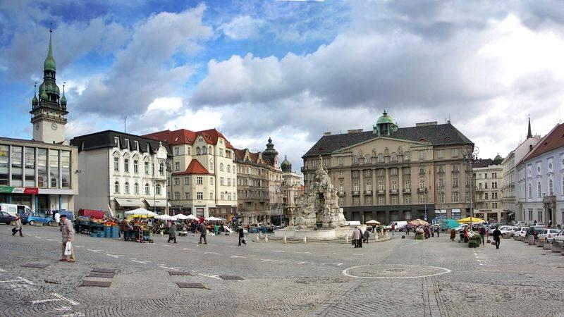 Brno en republica checa - Perlé hacia los Cárpatos (etapas 56, 57, 58, 59, 60, 61 y 62)