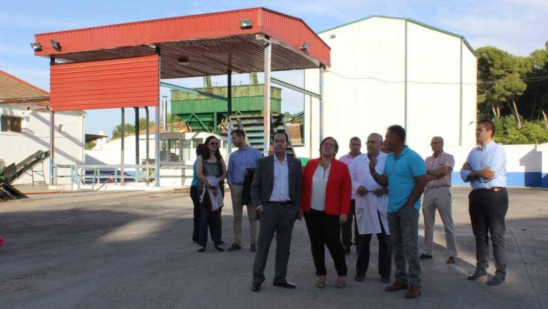 Gobierno regional apoya el trabajo de la Cooperativa Vitivinícola San José 1