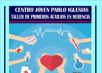 curso de primeros auxilios en Herencia