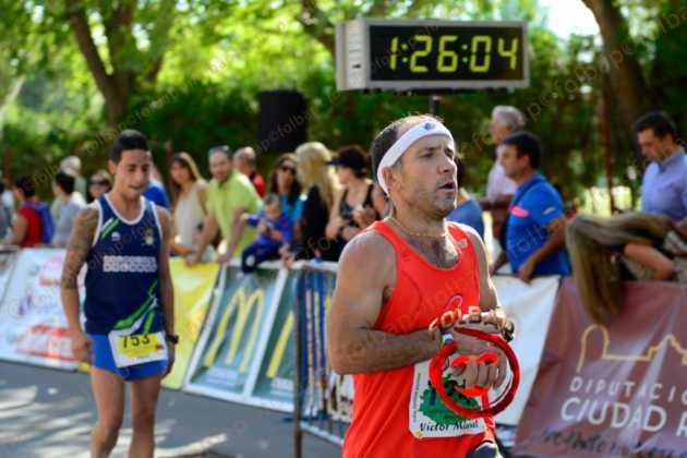 Herencianos en la XX Media Maratón de Alcázar de San Juan 2016 4