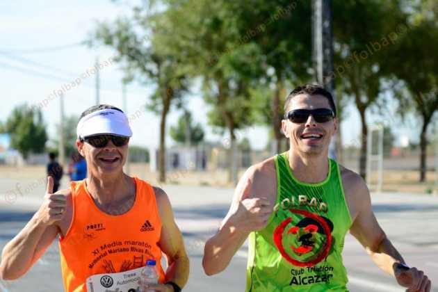 Herencianos en la XX Media Maratón de Alcázar de San Juan 2016 5