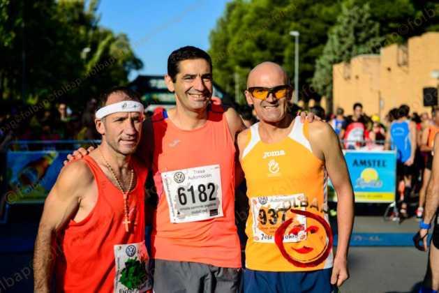 Herencianos en la XX Media Maratón de Alcázar de San Juan 2016 1