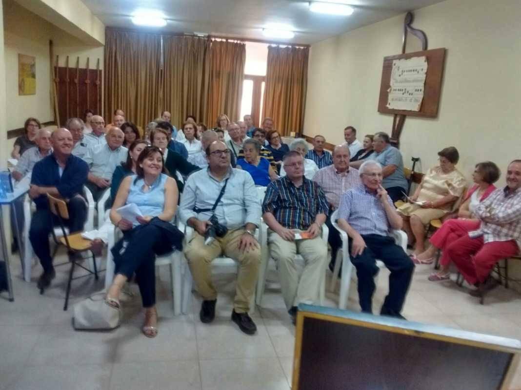 Reunion ENS del sector Herencia 1068x801 - Los equipos de Nuestra Señora del sector Herencia se ponen en marcha