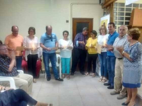 Reunion ENS del sector Herencia1 560x420 - Los equipos de Nuestra Señora del sector Herencia se ponen en marcha