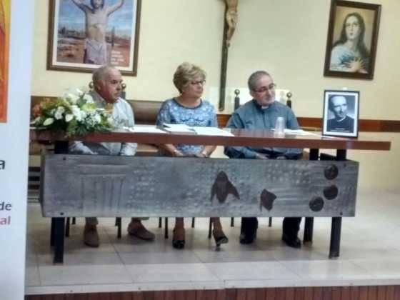 Reunion ENS del sector Herencia2 560x420 - Los equipos de Nuestra Señora del sector Herencia se ponen en marcha