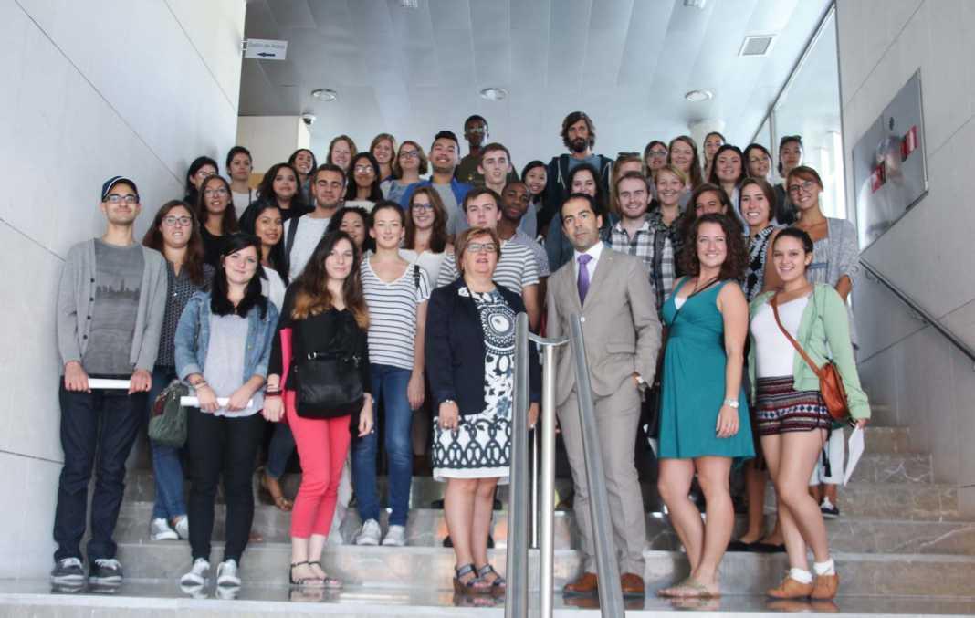 Auxiliares de conversación en los centros educativos de Castilla-La Mancha 1
