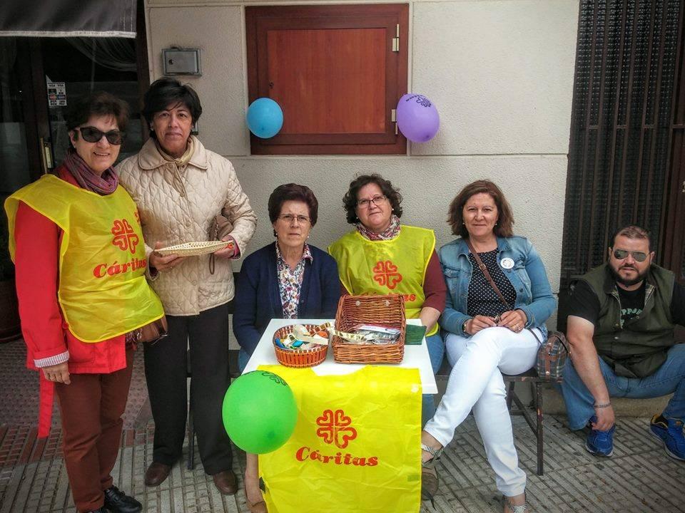 caritas herencia - Voluntarios de Herencia participarán en el V encuentro regional de Cáritas